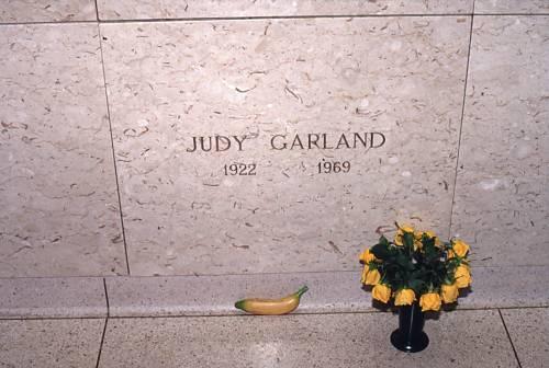 Judy Garland gravesite