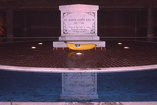 Martin Luther King Jr Gravesite